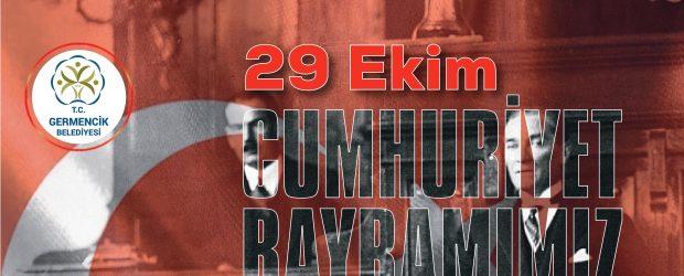 Germencik Belediye Başkanı Fuat ÖNDEŞ, Cumhuriyetin ilanının 97. yıldönümü için bir İLAN yayımladı. Kaynak: BAŞKAN ÖNDEŞ: CUMHURİYET BAYRAMIMIZ KUTLU OLSUN