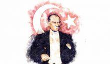 Aydın Büyükşehir Belediye Başkanı Özlem Çerçioğlu 29 Ekim Kutlama İlanı