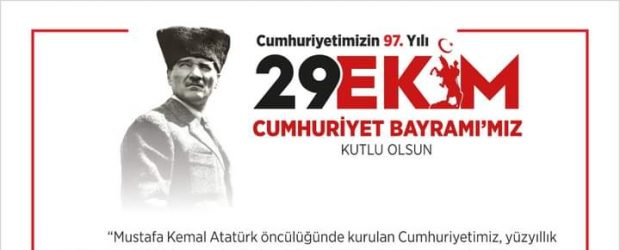 29 Ekim Cumhuriyet Bayramımız Kutlu Olsun Yaşasın Cumhuriyet Yaşasın Demokrasi