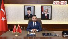 Aydın Valisi Hüseyin Aksoy'un Cumhuriyet Bayramı Mesajı