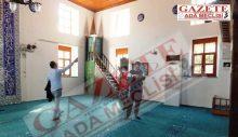 Kuşadası'nda tarihi camilerde hasar kontrolü yapıldı