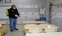 Kuşadası'nda okullar yüz yüze eğitime hazır