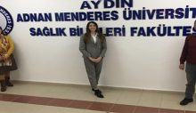 ADÜ yükseköğretim alanında uluslararası iş birliği gerçekleştirdi
