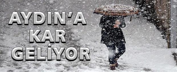 Aydın'da hava sıcaklıkları 10-15 derece azalacak