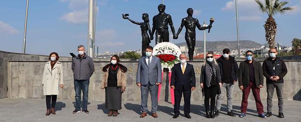 Dünya Rehberler Günü'ne Kuşadası'nda erken kutlama