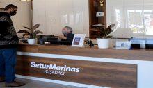 Kuşadası Setur Marina'ya 'güven' tam