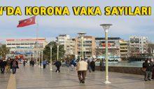 Aydın'da korona vaka sayıları arttı