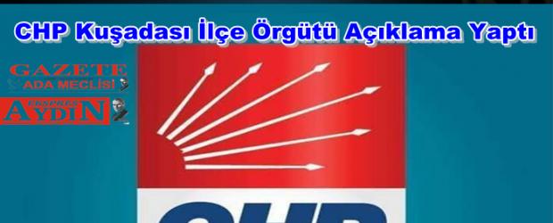 AKP Kuşadası İlçe Teşkilatı  yine yaptığı algı operasyonları ile halkı yanıltma peşinde…!