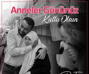 EŞİN GRUP Yönetim Kurulu Başkanı Rıdvan EŞİN Anneler Gününüz Tebrik Ederim